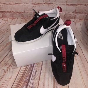 Nike Cortez Kenny lll men's 10.5 black and white